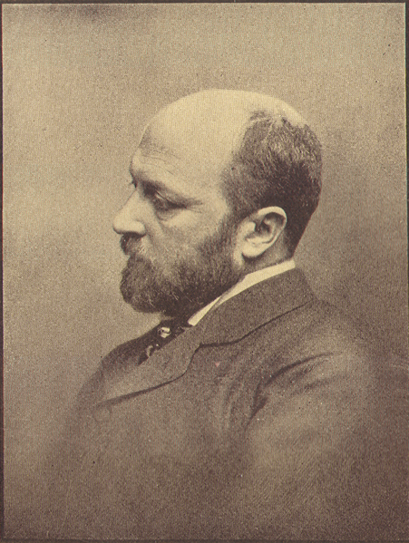 Henry James in 1890, aged 47