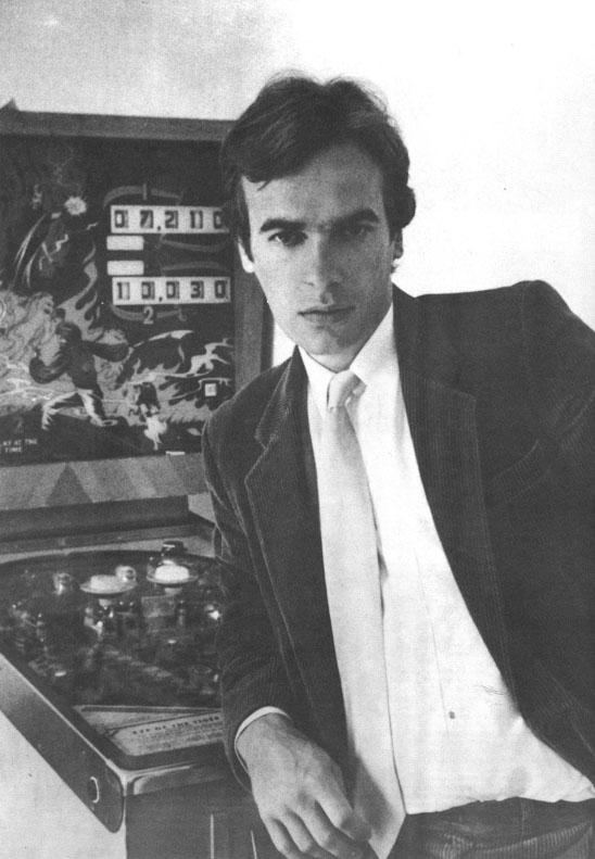 Martin Amis, 1985