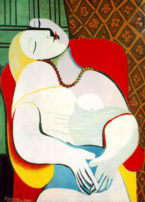 Pablo-Picasso-The-Dream-7558